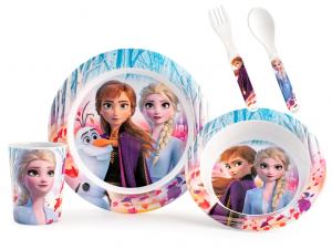 Confezione regalo per il pranzo  bambini  Frozen2