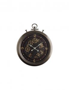 Orologio da parete cipollotto con meccanismo a vista