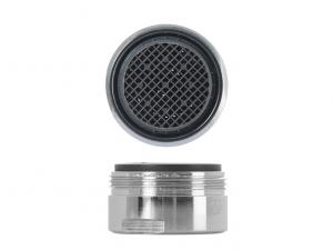 Aeratore filtro maschio per rubinetto