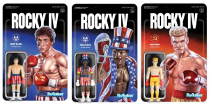 3 ReAction Figure: Rocky IV