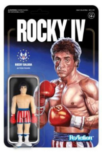 3 ReAction Figure: Rocky IV -2