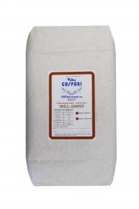 Farina artigianale tipo 2 di grano tenero italiano, Formato da 5 KG