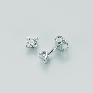 MILUNA-Orecchini con diamanti