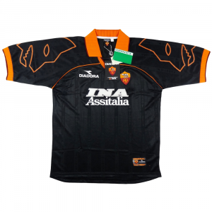 1999-00 Roma Maglia Terza L *Nuova