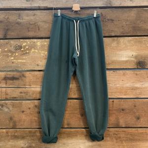 Pantalone American Vintage Jogging Verde Pino