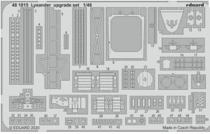 Lysander upgrade set
