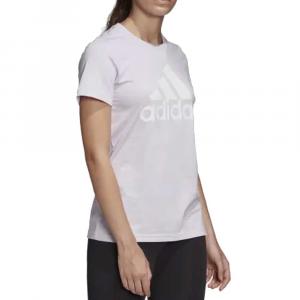 Adidas T Shirt Lavanda da Donna
