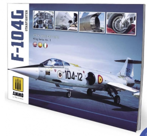 F-104G Starfighter – Visual Modelers Guide