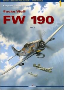 Focke Wulf FW 190 vol. I