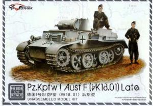German Pz.Kpfw. I Ausf. F