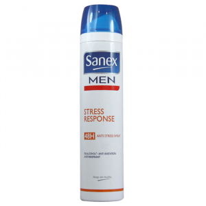 Sanex Men Stress Reponse 48h Deodorante Spray 200ml