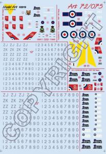 RAF Centenary markings (part 2)