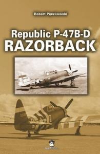 Republic P-47B/P-47D Thunderbolt Razorback