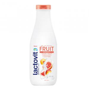 Lactovit Fruit Energy Shower Gel 600ml