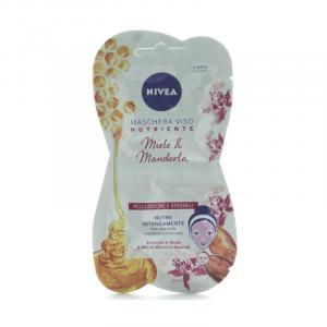 Maschera viso nutriente Miele & Mandorla Nivea