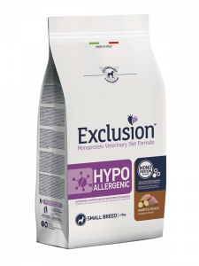 Exclusion Diet Hypoallergenic Small Breed Coniglio e Patate