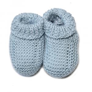 Scarpina Hali azzurre - Knot