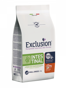 Exclusion Diet Intestinal Small Breed Maiale e Riso