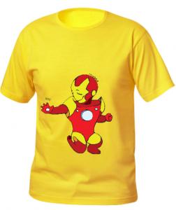 Maglietta personalizzata per bimbo