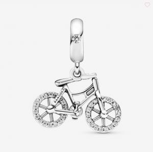 Charm pendente Bicicletta