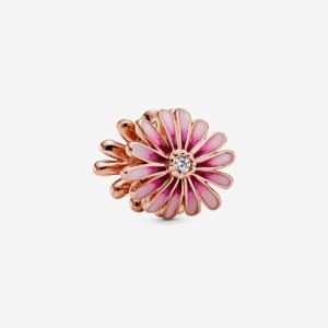 Charm Margherita rosa