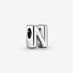 Charm dell'alfabeto Lettera N