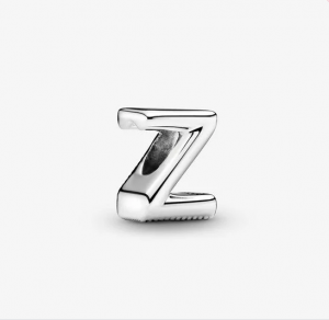 Charm dell'alfabeto Lettera Z