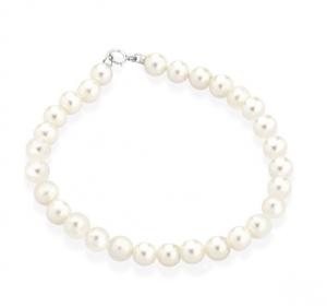 TRAMONTANO - Bracciale Perle vere dia. 7,5/8 mm