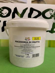 MACEDONIA DI FRUTTA 1kg