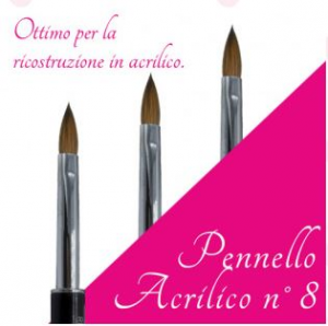 Real Nails - Pennello Ak8