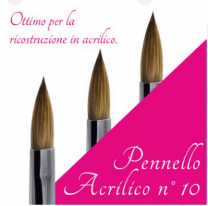 Real Nails - Pennello A10