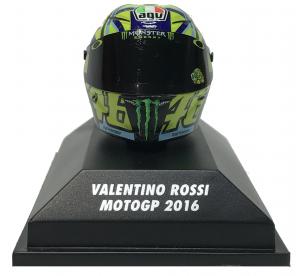 Valentino Rossi  Moto GP 2016 Helmet 1/8