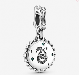 Harry Potter, charm pendente Serpeverde