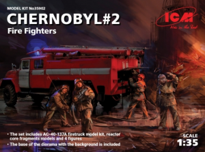 Chernobyl #2Fire Fighters