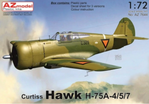 Curtiss Hawk H-75A-4/5/7
