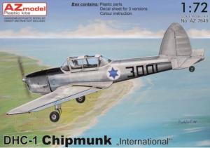 DHC-1 Chipmunk