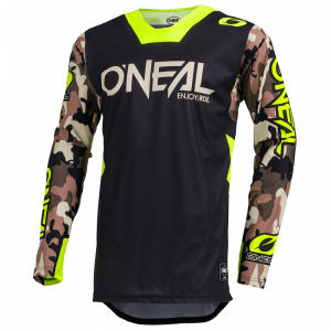 O`NEAL MAYHEM LITE JERSEY AMBUSH NEON YELLOW