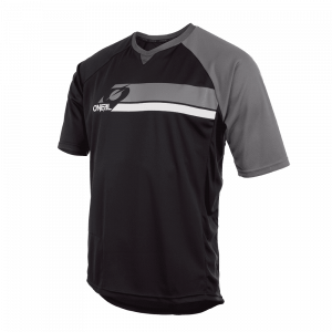 O`NEAL PIN IT JERSEY BLACK/GRAY