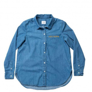 Quincy Denim Shirt Juliana