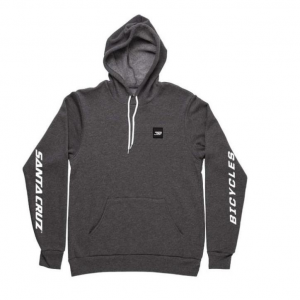 SC Patch Pullover Hoodie Unisex