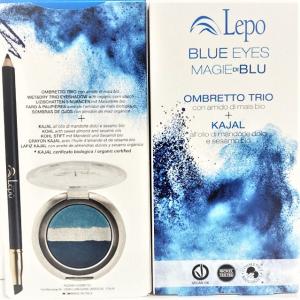 BLUE EYES Magie di Blu Lepo