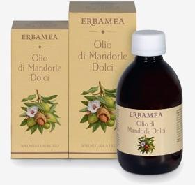 OLIO DI MANDORLE DOLCI 125 ml