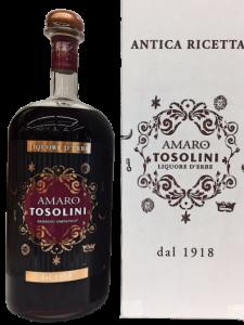 Amaro Antica ricetta- Distilleria Bepi Tosolini – Povoletto (UD)