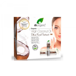 Dr. Organic Virgin Coconut Deluxe Facial Treatment Set 2020