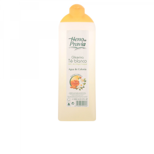 Heno De Pravia Glycerin and White Tea Eau De Cologne 650ml