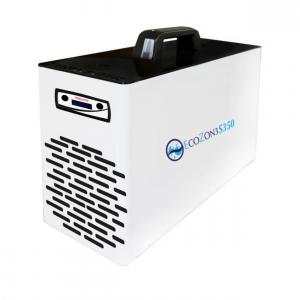 Sanificatore Generatore di Ozono S 350  trattamento di ambienti fino  a 350,00 mq