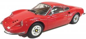 Ferrari Dino 246 GT Red 1973 1/12
