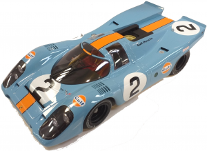 Porsche 917K #2 J.W. Engineering Rodrigues/ Kinnunen/ Redman Winners Daytona 24H 1970 1/12