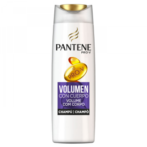 Pantene Pro-V Volume Shampoo With Flask 360ml