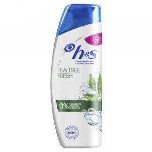 Head And Shoulders Tea Tree Fresh Shampo 270ml
